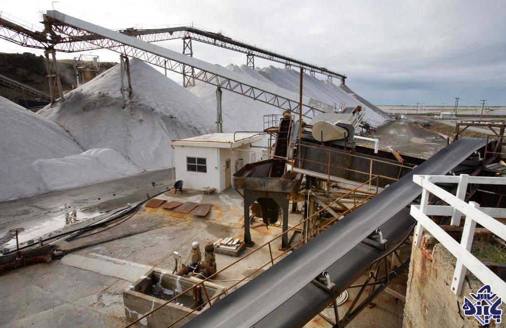 کارخانه نمک خوراکی