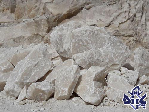 سنگ نمک انفجار شده