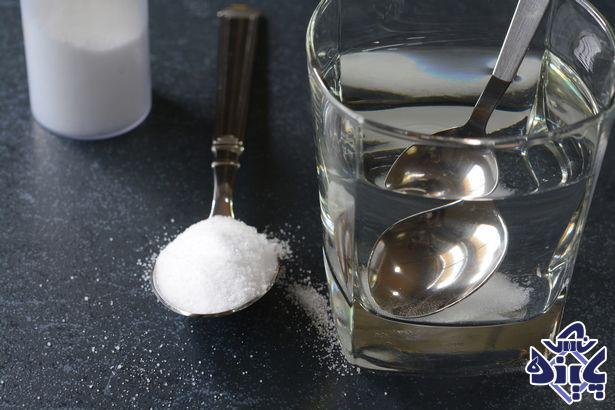 نمک و کرونا