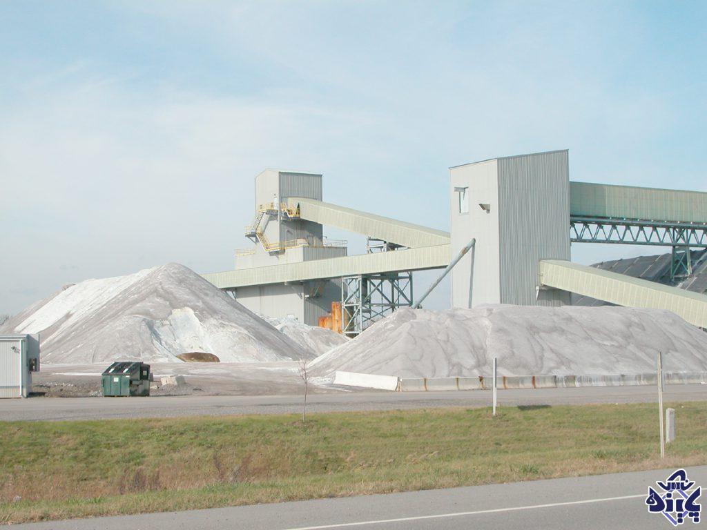معدن نمک و استخراج نمک