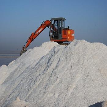 معرفی بزرگترین تولید کننده نمک حفاری و نمک صنعتی