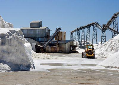 لیست کارخانه های نمک در ایران