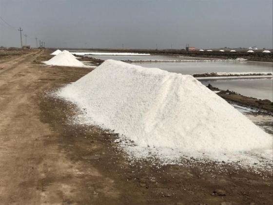 کارخانه نمک تبریز