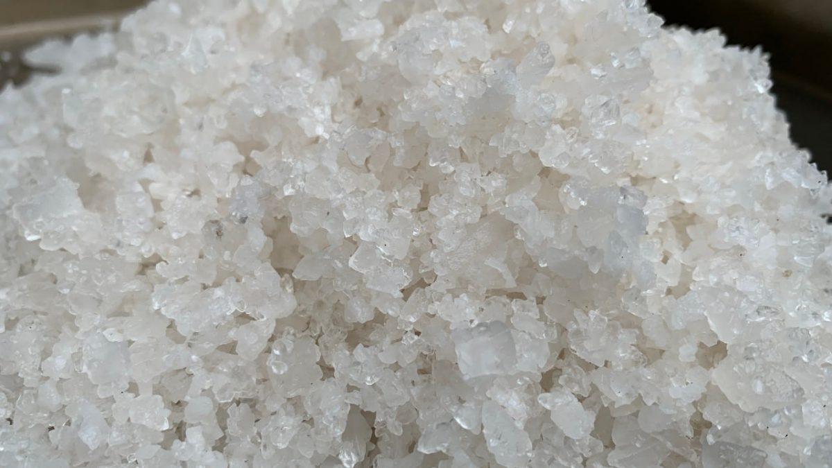 انواع مختلف نمک صنعتی
